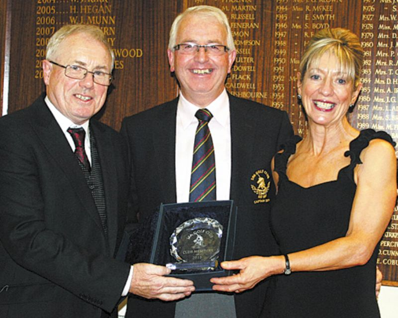 Outstanding season at Spa Golf Club